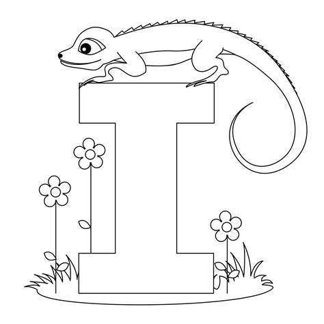 Coloring Alphabet Letters by Free Printable Alphabet Coloring Pages For Best