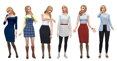 maxis match makeovers another week another lookbook i am starting a