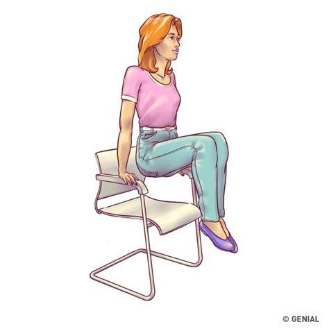 esercizi per la pancia da fare a casa esercizi per una pancia piatta da fare a casa basta una sedia