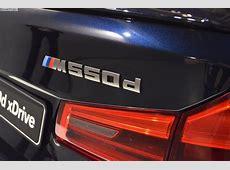 BMW M550d 2017 Erste Fotos vom G30 mit QuadturboDiesel