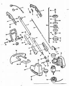 Craftsman Weed And Grass Trimmer Parts