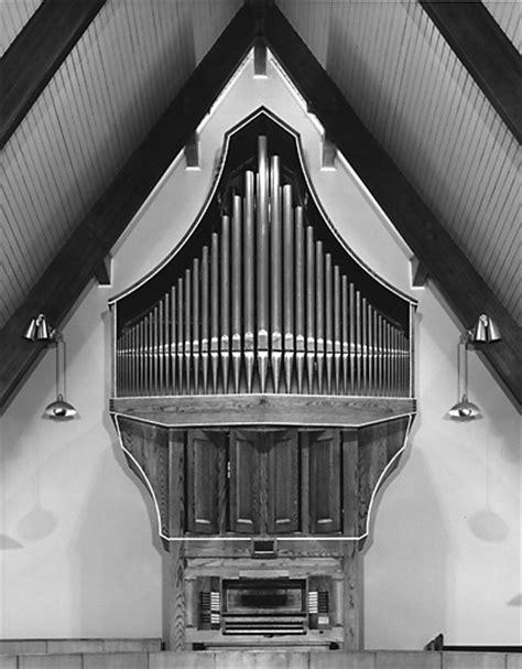 Dobson Pipe Organ Builders Ltd Op 22