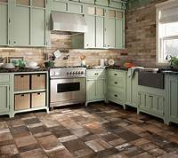 tile kitchen floor 25 Beautiful Tile Flooring Ideas for Living Room, Kitchen ...