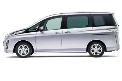 Mazda Biante Hd Picture mazda biante minivan 2008 hd pictures automobilesreview