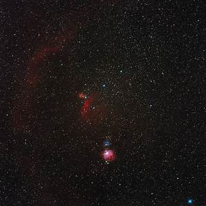 Orion Constellation Photograph by Eckhard Slawik