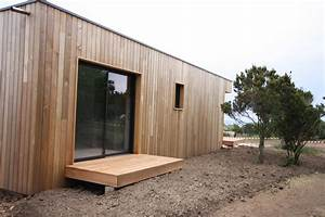 maison avec bardage bois interesting maison ossature avec With photo bardage bois exterieur 6 maison ossature bois plain pied