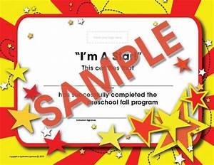 Summer Camp Certificate Mini  4