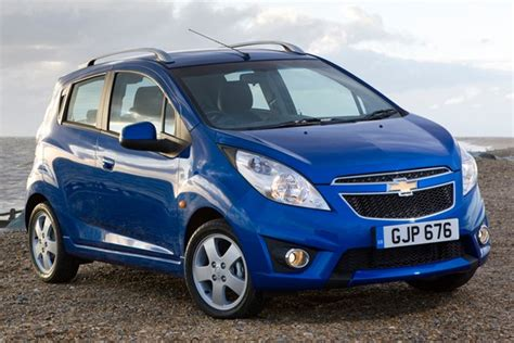 Chevrolet Spark Hatchback (from 2010) Used Prices Parkers