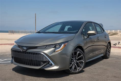Learning To Drive Stick? The 2019 Toyota Corolla Hatchback