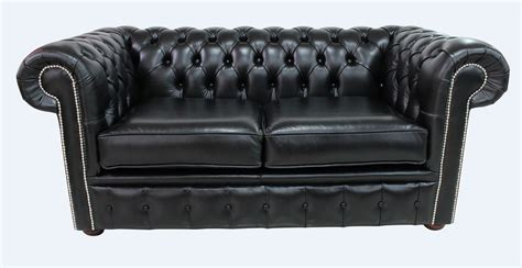 black chesterfield sofa black leather chesterfield sofa uk designersofas4u