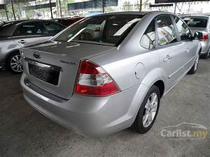 Ford Focus 2009 Ghia 2 0 In Johor Automatic Sedan Silver