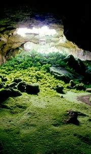 Lava Tube Cave, Lava Beds National Monument Wallpapers ...