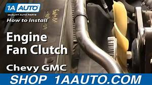 How To Replace Clutch In A 2006 Gmc Yukon Denali