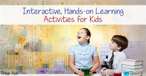 Interactive Learning Ideas And Mom's Library #176  True Aim