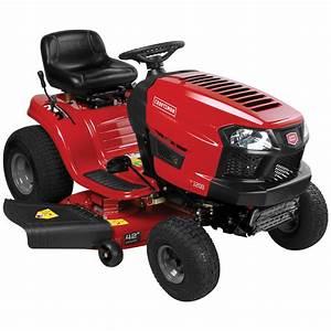 Craftsman 20377  Ca Only  42 U0026quot  420cc Auto Riding Mower