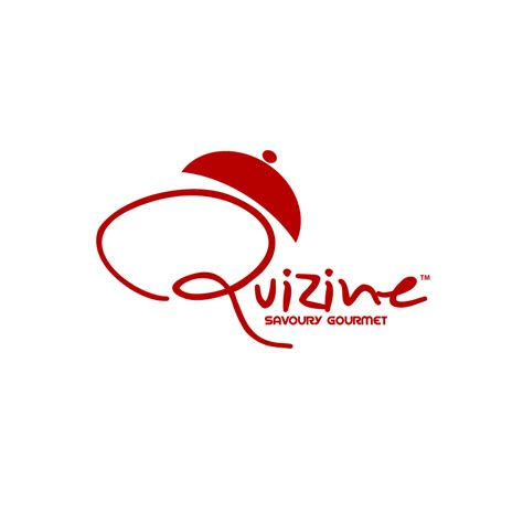cuisine logo quizine logo design hiretheworld