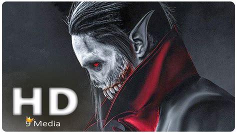morbius  living vampire  jared leto marvel