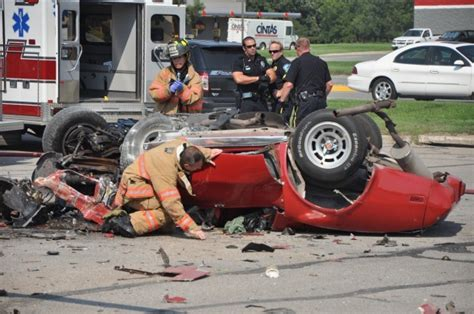 Name Released In Fatal Beatrice Corvette Crash