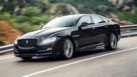 2017 Jaguar Xj Review  Top Gear