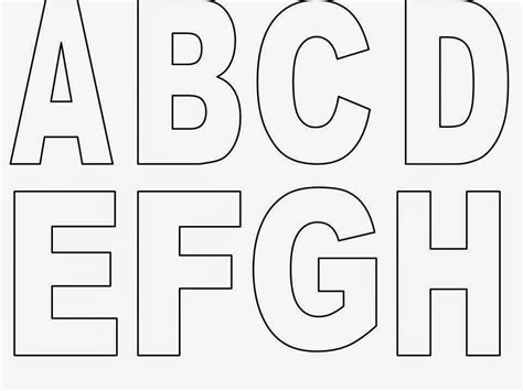 espa 199 o educar moldes de letras alfabeto para 201 is ou murais feltro etc tipos de