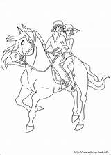 Ranch Coloriage Lenas Leny Ausmalbilder Coloring Kolorowanki Ranczo Mistral Dessin Dibujos Zum Cheval Colorear Secret Disegni Colorier Darmowe Horseland Horse sketch template