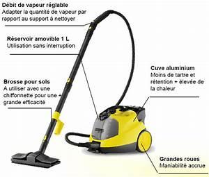 Nettoyeur De Sol Karcher : nettoyeur vapeur sol ~ Nature-et-papiers.com Idées de Décoration