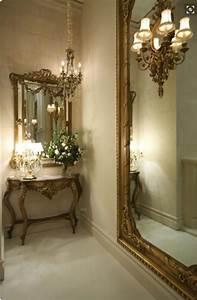 Traditional, French, Chateau, Home, Interior, Design