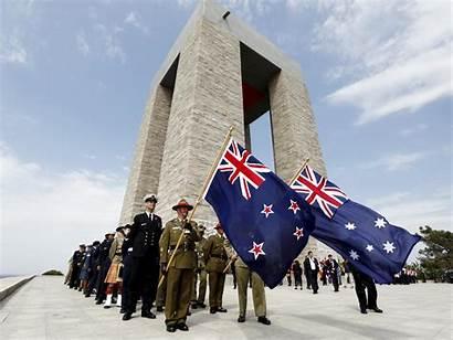 Anzac Australia Zealand Gallipoli Soldiers Commemoration During