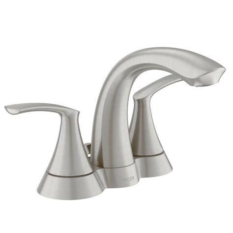 Moen Darcy 4 In Centerset 2handle Bathroom Faucet In