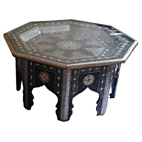 table basse mosaique marocaine fenrez gt sammlung