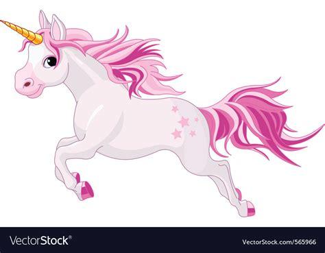 Beautiful Unicorn Royalty Free Vector Image