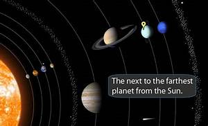 Planets in Order From the Sun (page 2) - Pics about space