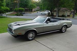 1973 FORD MUSTANG CONVERTIBLE - 197159