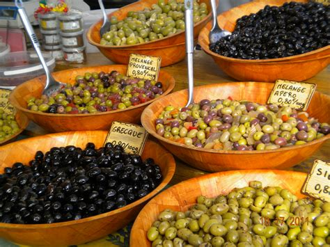 provencal cuisine tour regions of provence food