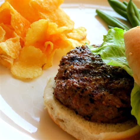 grilled hamburger recipes grilled hamburgers recipe