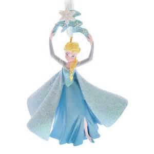 your wdw store disney christmas ornament frozen princess elsa