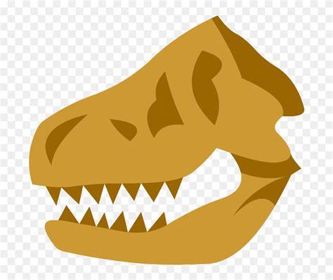 Build your online digital art portfolio. Cartoon Dino Fossil Png Clipart (#5523976) - PinClipart