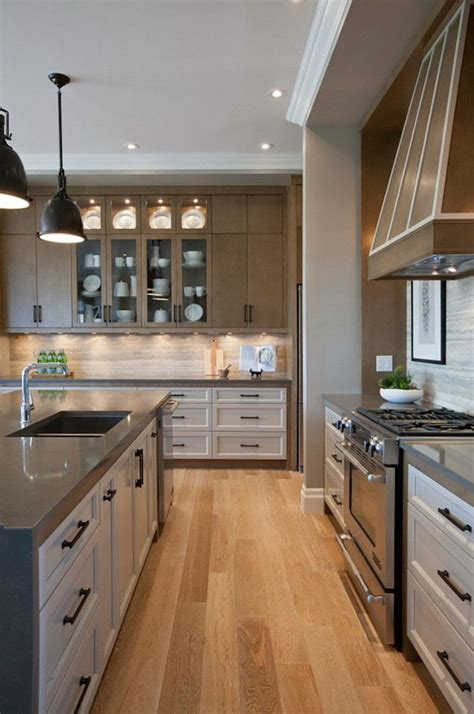 Ideas For Kitchen Cupboards by 23 Awesome Transitional Kitchen Designs For Your Home