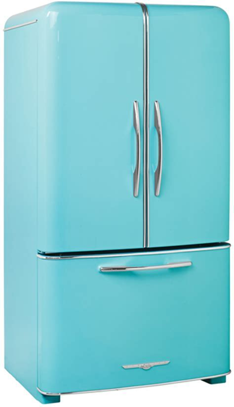 Northstar retro fridges, 1950 retro refrigerators