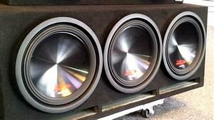Alpine Type R 12 U0026 39 S W  Mrx-m240 In Ported Box