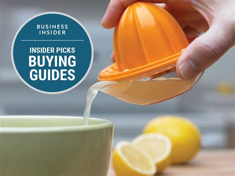 citrus lemon squeezer juicer insider business juicers businessinsider