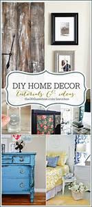 Diy, Home, Decor, Ideas