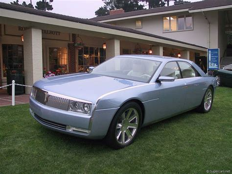 1990 LINCOLN CONTINENTAL - Image #5
