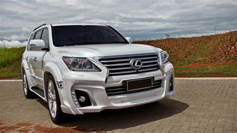 2018 Lexus Lx 570 Information And Photos Zombiedrive