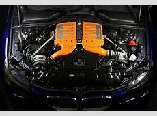 Richtig Gas geben GPower baut BMW M5 E60 auf Flüssiggas um