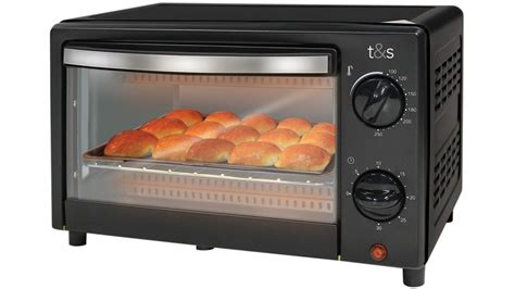 toaster microwave oven buy t s everyday 9l toaster oven black harvey norman au