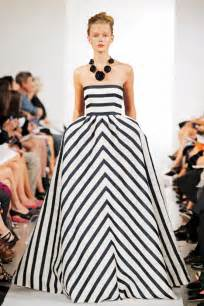 black and white striped wedding dress summer wind black and white striped gown