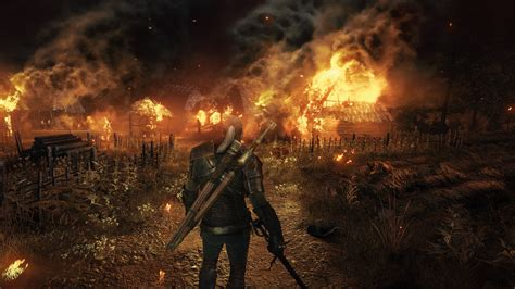 siege sony the witcher 3 hunt 39 s three hours revealed