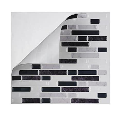 Smart Tiles Peel And Stick Australia by Tic Tac Tiles Smart Mosaic Peel And Stick Wall Tile In