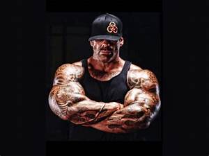 Daily Bodybuilding Motivation: Mutant Rich Piana Wallpapers